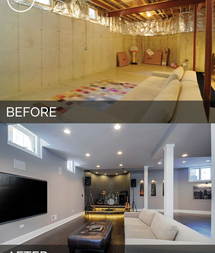 Basement Remodeling Northern VA NOVA Painting Pros Enchanting Northern Virginia Basement Remodeling
